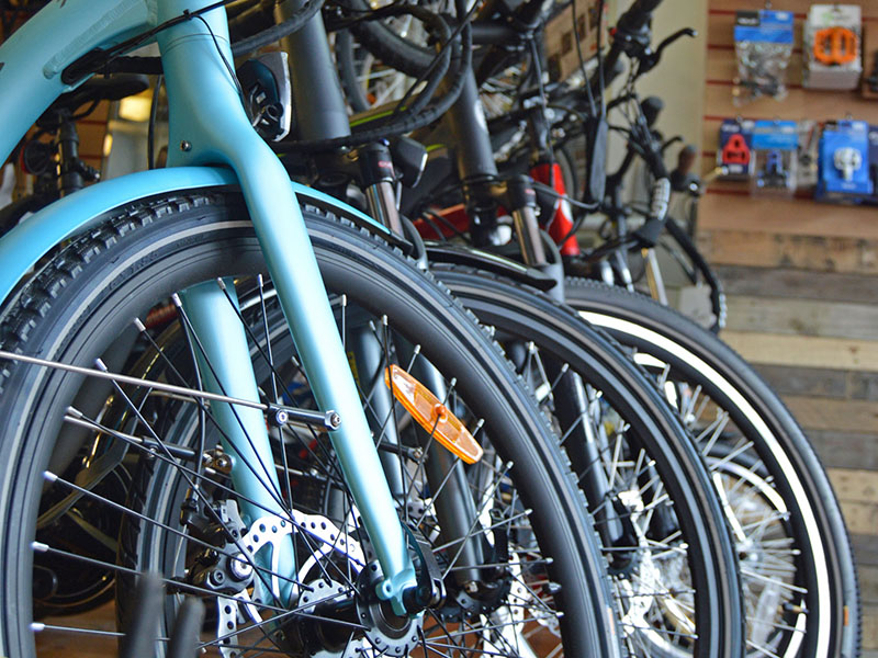 Bikes, New & Pre-loved